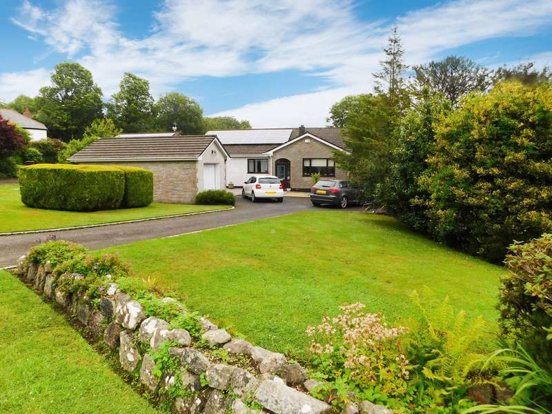 4 Bedrooms Detached Bungalow for sale in Laddenvean, St. Keverne, Helston