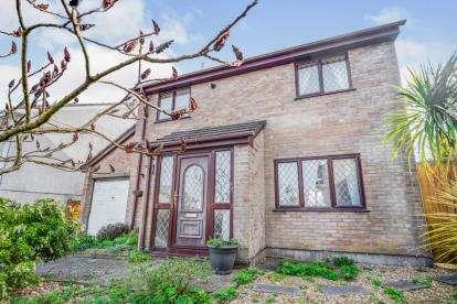 4 Bedrooms Detached House for sale in Landrake, Saltash, Cornwall