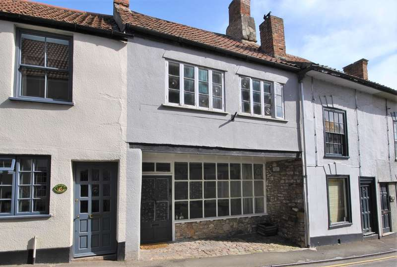 4 Bedrooms Terraced House for sale in High Street, Axbridge