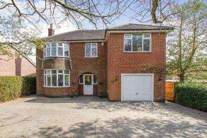 5 Bedrooms Detached House for sale in Forest Road, Hugglescote