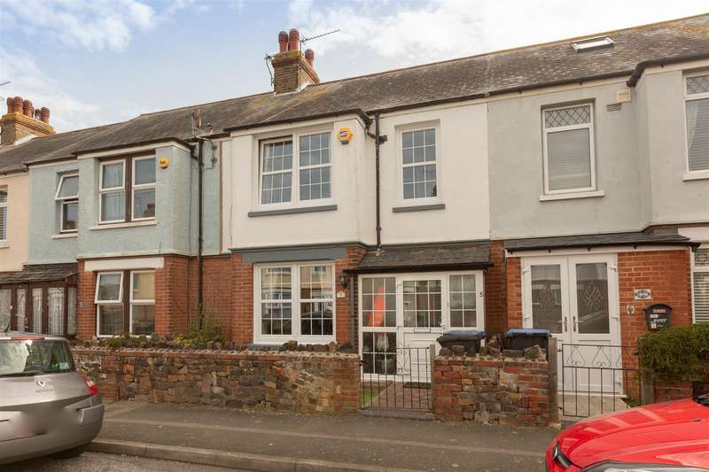 3 Bedrooms Terraced House for sale in Wellington Road, Westgate-On-Sea