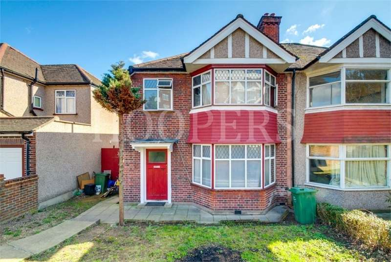 3 Bedrooms Semi Detached House for sale in Dollis Hill Lane, London