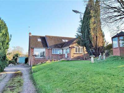 4 Bedrooms Detached Bungalow for sale in Latchen, Longhope