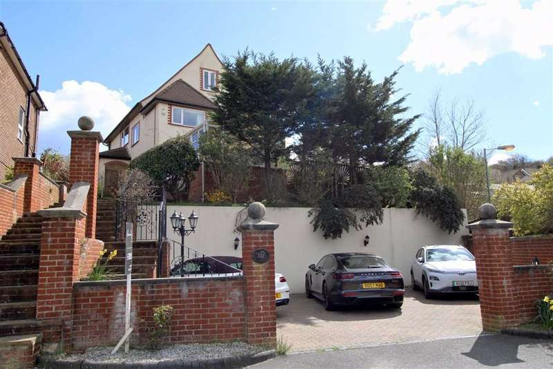 5 Bedrooms Detached House for sale in Brighton Road, Newhaven, East Sussex