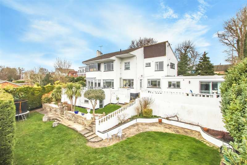 4 Bedrooms Detached House for sale in Main Road, Biggin Hill