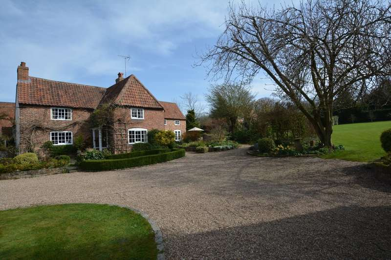 4 Bedrooms Cottage House for sale in Radley Road, Halam