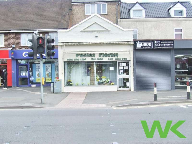 4 Bedrooms Commercial Property for sale in Hill Top, West Bromwich, B70