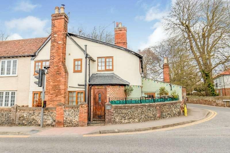 2 Bedrooms Terraced House for sale in East Street, Saffron Walden, Cambridge, CB10