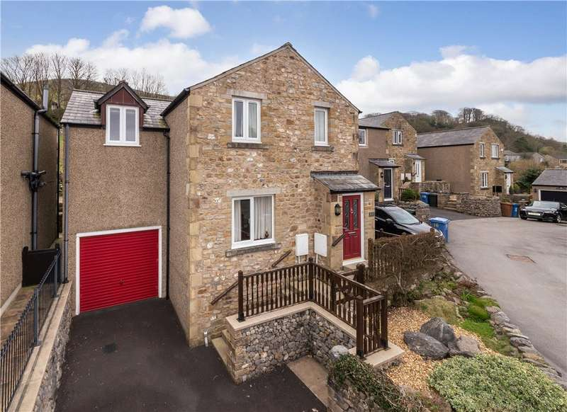 4 Bedrooms Detached House for sale in Townhead Croft, Settle