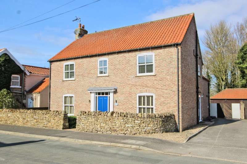 6 Bedrooms Detached House for sale in Nordham, North Cave, Brough