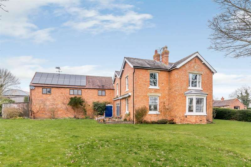 4 Bedrooms Detached House for sale in Sinton Green, Hallow, Worcestershire