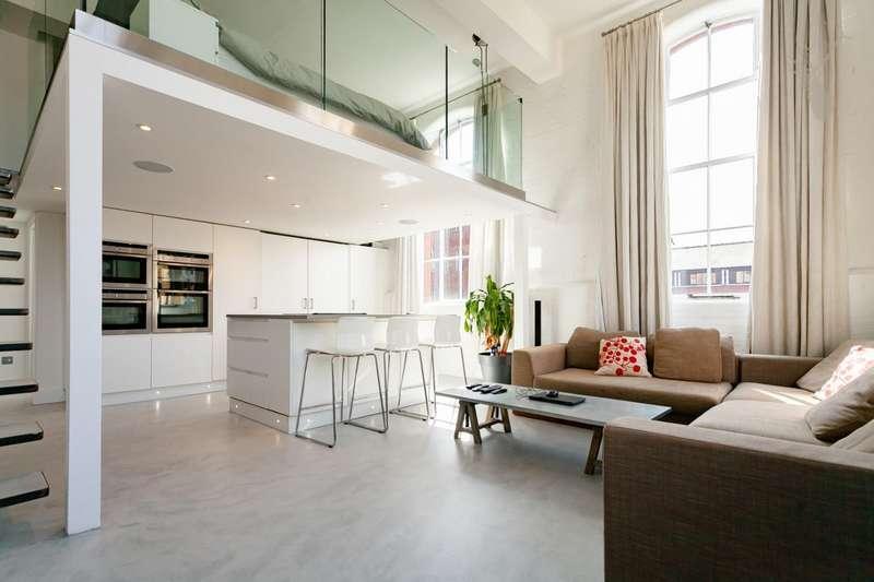 2 Bedrooms Flat for sale in 60 Fairfield Road, London