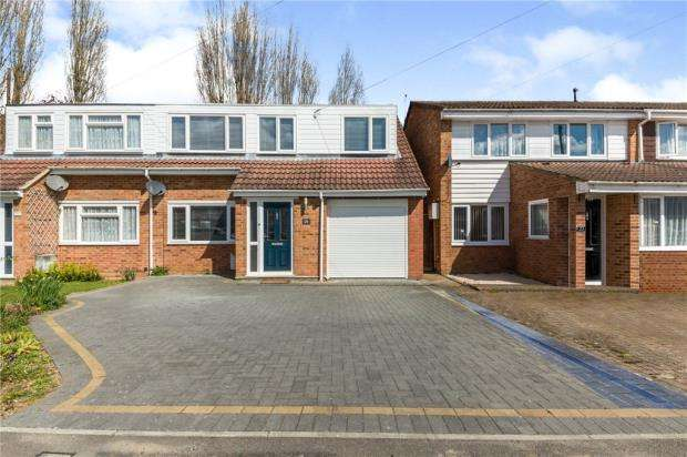 4 Bedrooms Semi Detached House for sale in Rachael Gardens, Silver End, Witham