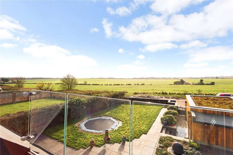 4 Bedrooms Detached House for sale in Lower Road, South Wonston, Winchester, Hampshire, SO21