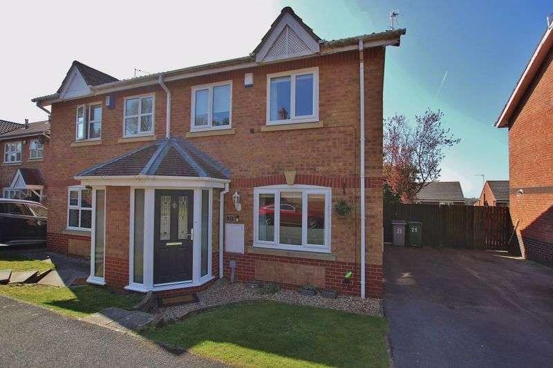 3 Bedrooms Property for sale in Broadheath Avenue, Prenton, Wirral