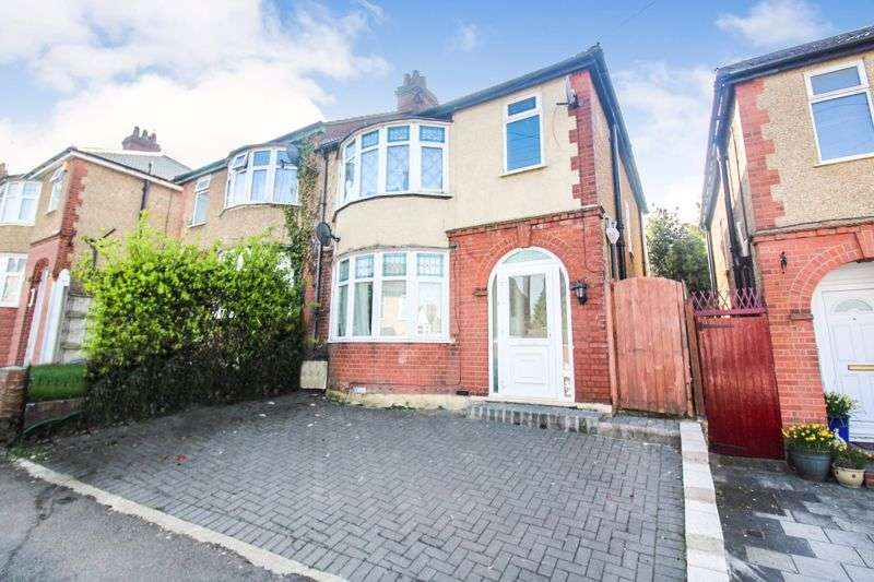 3 Bedrooms Property for sale in Seymour Avenue, Luton