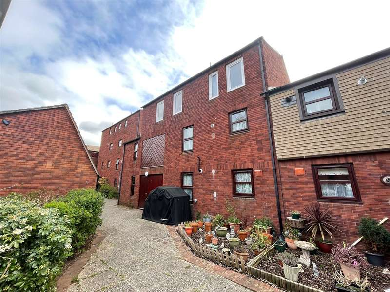 2 Bedrooms House for rent in Commercial Road, Exeter, EX2