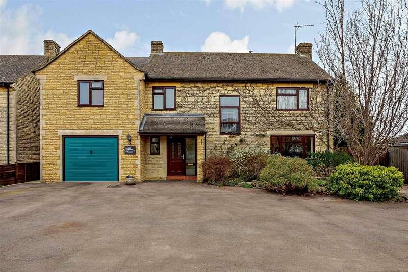 5 Bedrooms Detached House for sale in Halse Road, Brackley, Northamptonshire