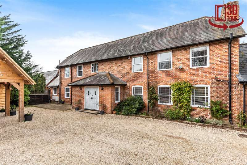 4 Bedrooms Detached House for sale in High Street, Sandhurst, Berkshire, GU47 8DY