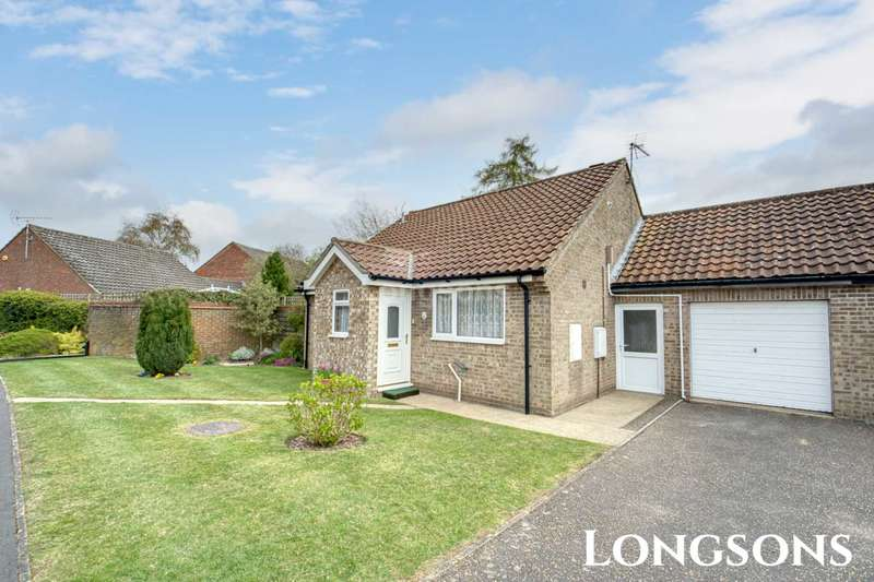2 Bedrooms Bungalow for sale in Ormesby Drive, Swaffham