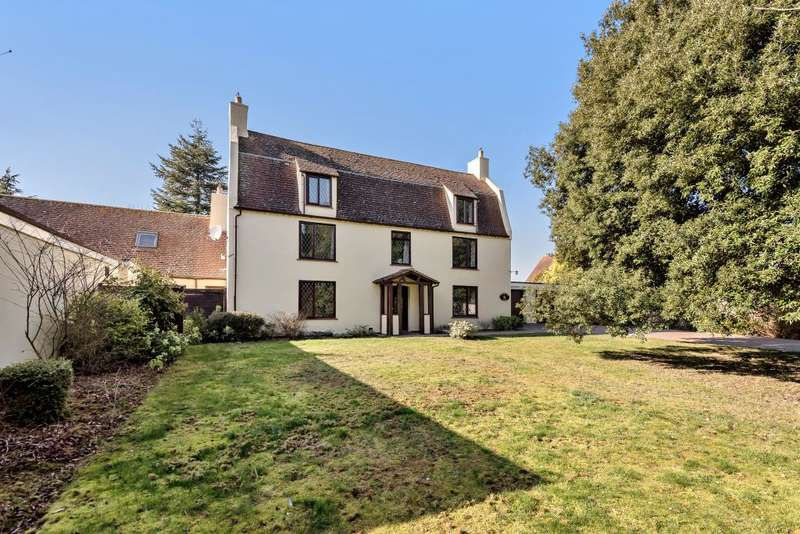 6 Bedrooms Detached House for sale in Church End Farm