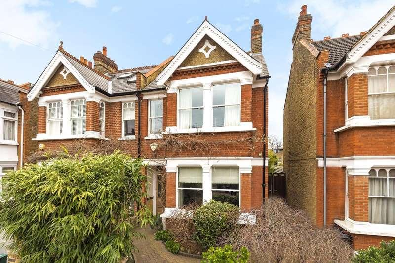 4 Bedrooms Semi Detached House for sale in Claremont Road, Teddington, TW11