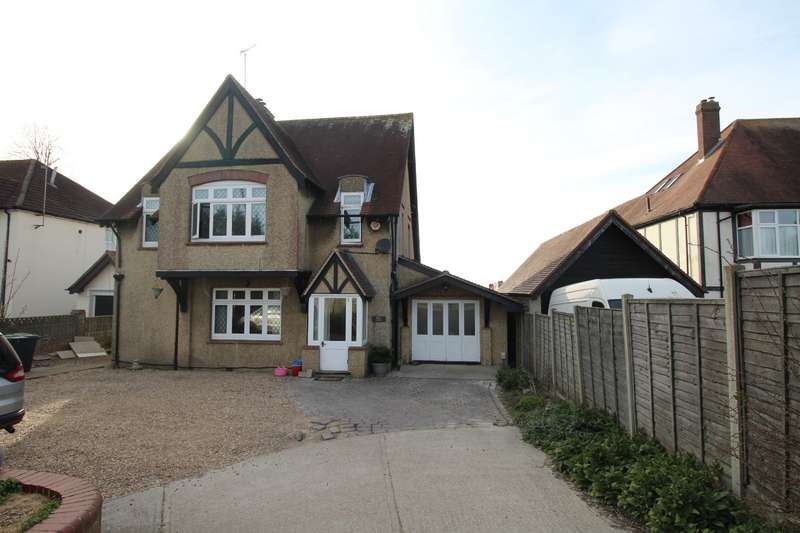 5 Bedrooms Detached House for sale in London Road, Widley, Waterlooville, Hampshire, PO7