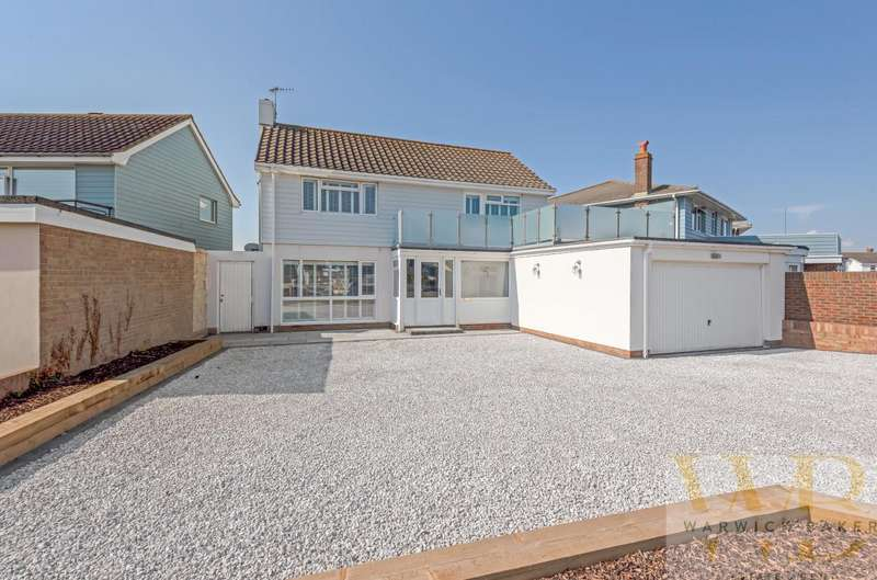 4 Bedrooms Detached House for sale in Shoreham Beach