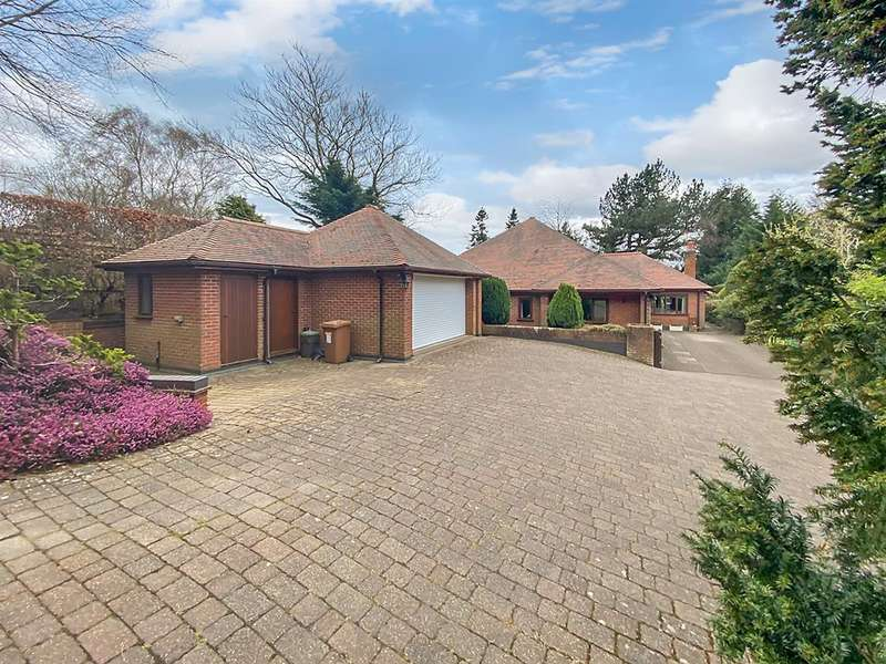 4 Bedrooms Detached Bungalow for sale in Dawstone Road, Heswall, Wirral