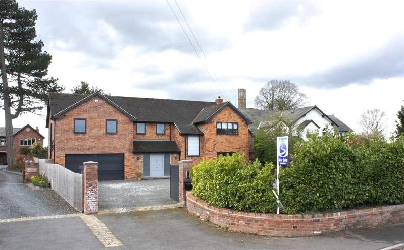 5 Bedrooms Detached House for sale in Higher Lane, Lymm