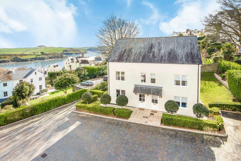 4 Bedrooms Semi Detached House for sale in Allenhayes Road, Salcombe