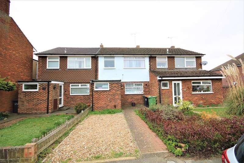 3 Bedrooms Terraced House for sale in Vandyke Road, Leighton Buzzard, LU7