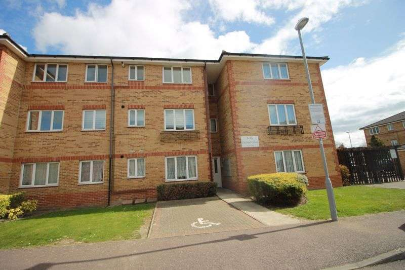 2 Bedrooms Property for rent in Orchid Close, Luton