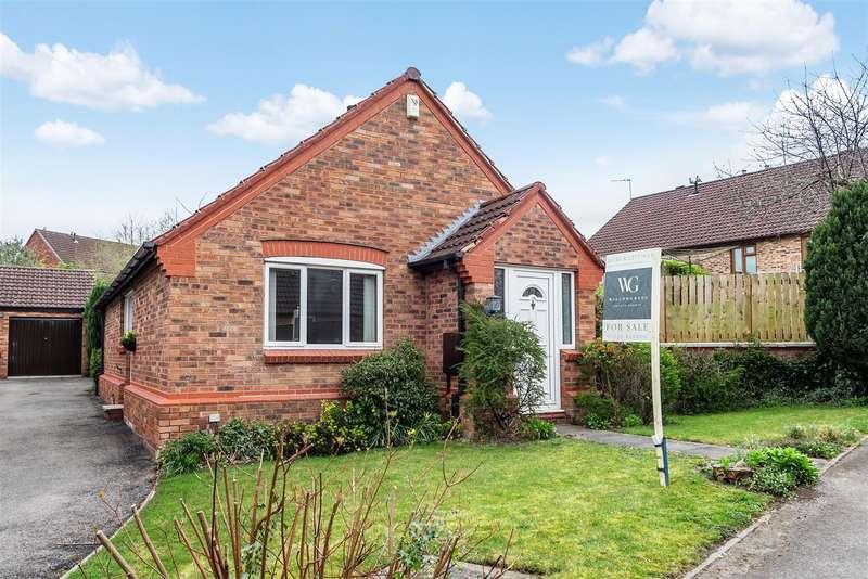 2 Bedrooms Detached Bungalow for sale in 14 Copperfield Close, Malton, YO17 7YN