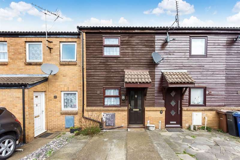 2 Bedrooms Terraced House for sale in Thamley, Essex, RM19 1GB