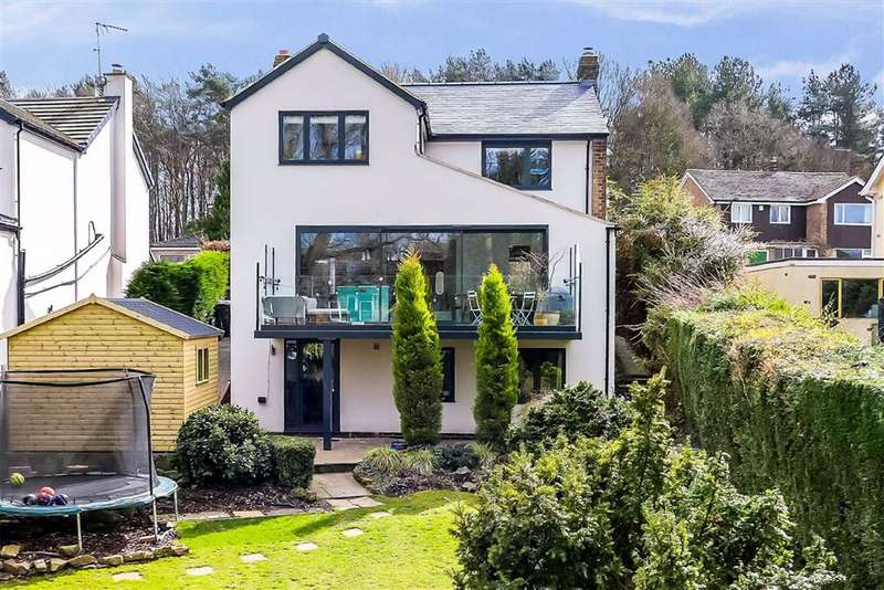 4 Bedrooms Detached House for sale in Westminster Crescent, Burn Bridge, North Yorkshire