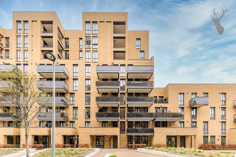 2 Bedrooms Apartment Flat for sale in Nellie Cressall Way, London