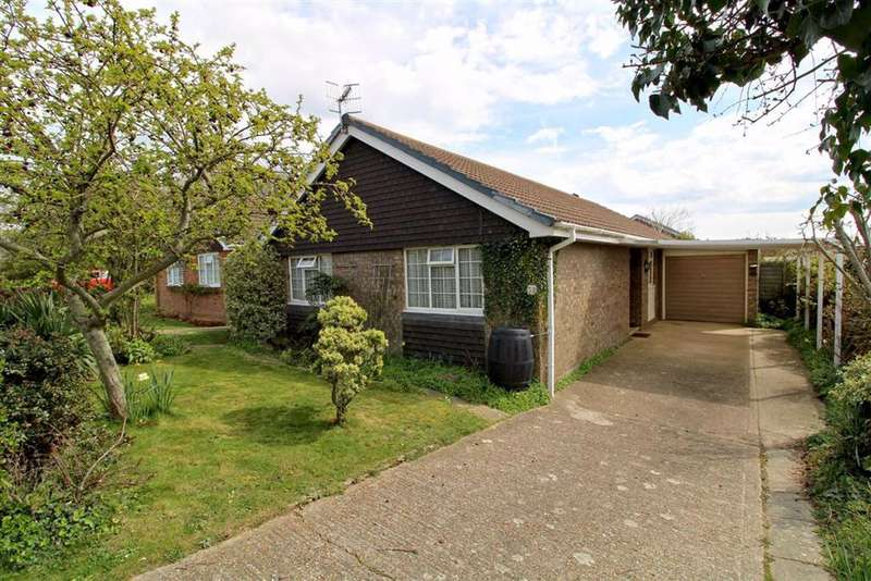 3 Bedrooms Detached Bungalow for sale in The Ridings, Seaford, East Sussex