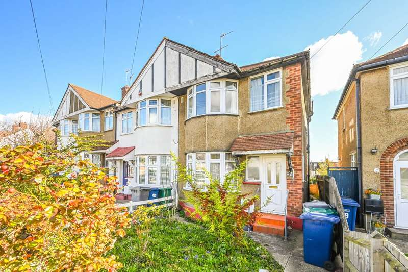 3 Bedrooms End Of Terrace House for sale in Ashbourne Avenue, East Barnet, N20