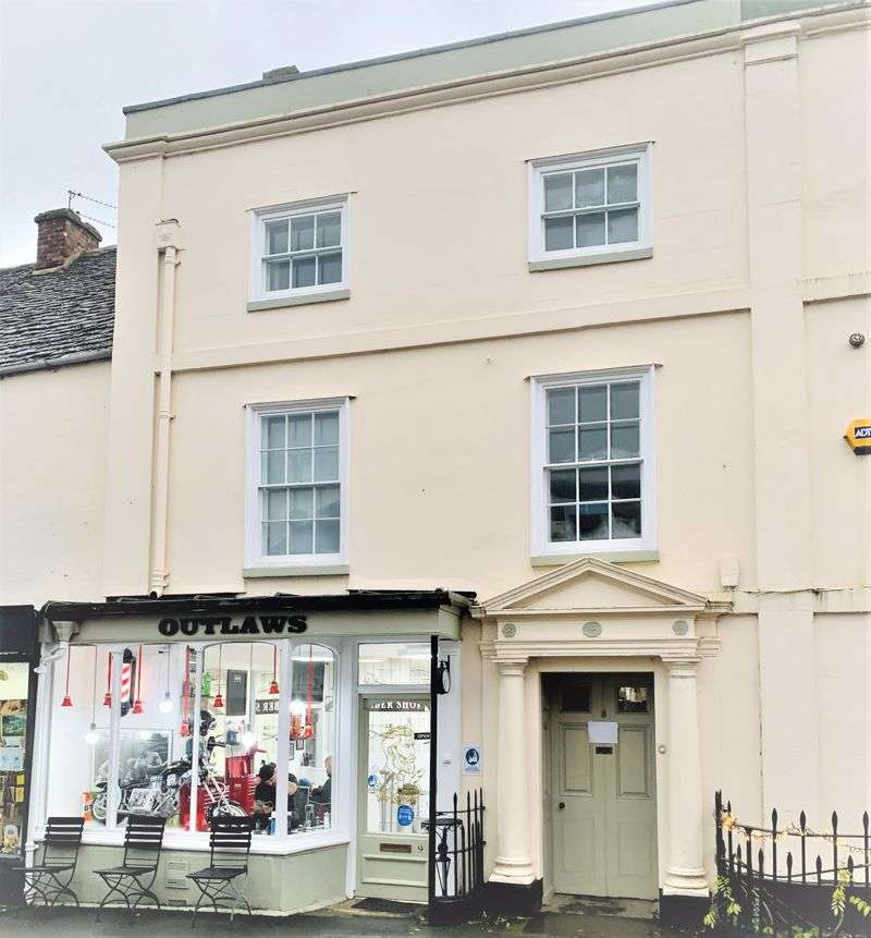 Property for sale in Mixed Residential and Commercial INVESTMENT opportunity producing 28,920 PA that has been newly refurbished and holds the potential for future rental