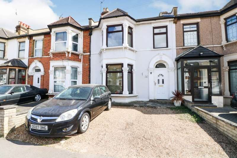 3 Bedrooms Terraced House for sale in St. Albans Road, Ilford, IG3