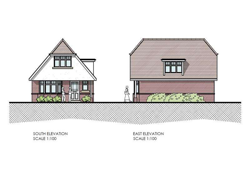 3 Bedrooms Detached House for sale in North Avenue, Northbourne, Bournemouth