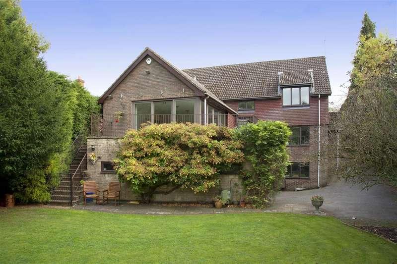 4 Bedrooms Detached House for sale in Knockholt, Sevenoaks