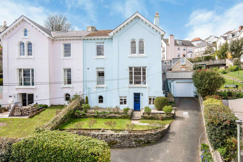 2 Bedrooms Flat for sale in Devon Road, Salcombe