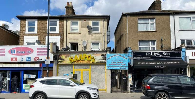 Commercial Property for sale in Craven Park Road, Harlesden, London, NW10 4AE