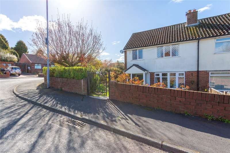3 Bedrooms Semi Detached House for sale in Lyne Edge Crescent, Dukinfield, SK16