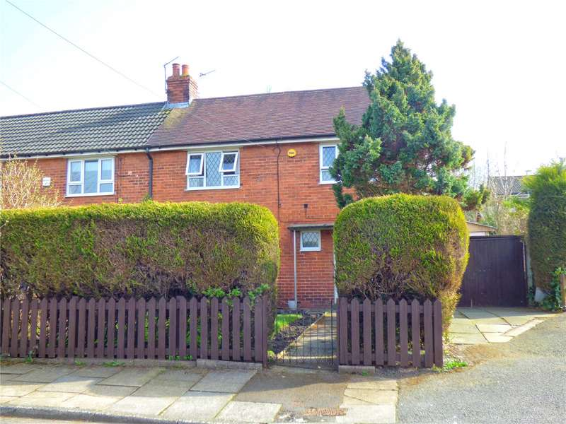 2 Bedrooms End Of Terrace House for sale in Ullswater Grove, Heywood, OL10