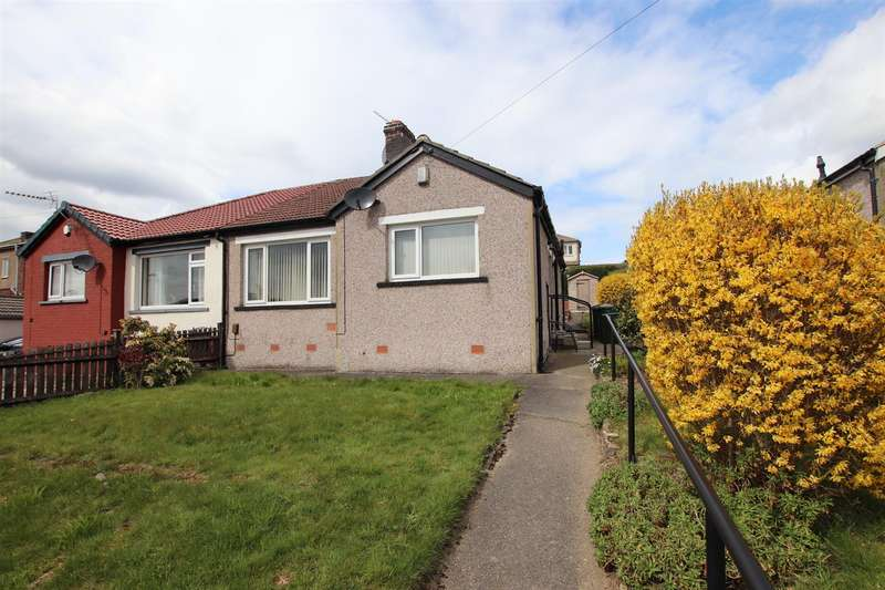 2 Bedrooms Semi Detached Bungalow for sale in Kestrel Mount, Bradford