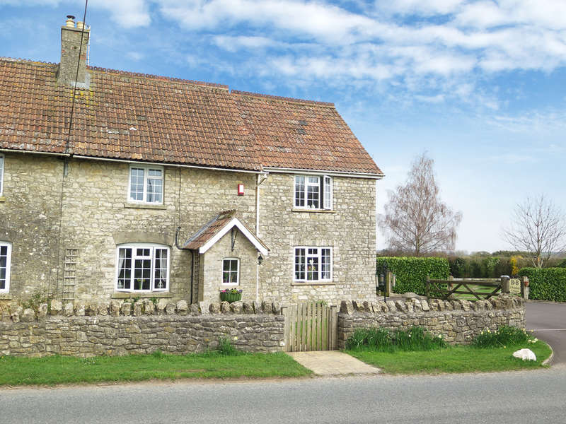 5 Bedrooms Semi Detached House for sale in Whitfield Cottages, Stratton-on-the-fosse
