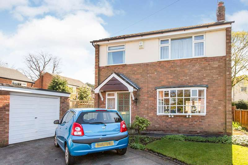 3 Bedrooms Detached House for sale in Westville Drive, Congleton, Cheshire, CW12